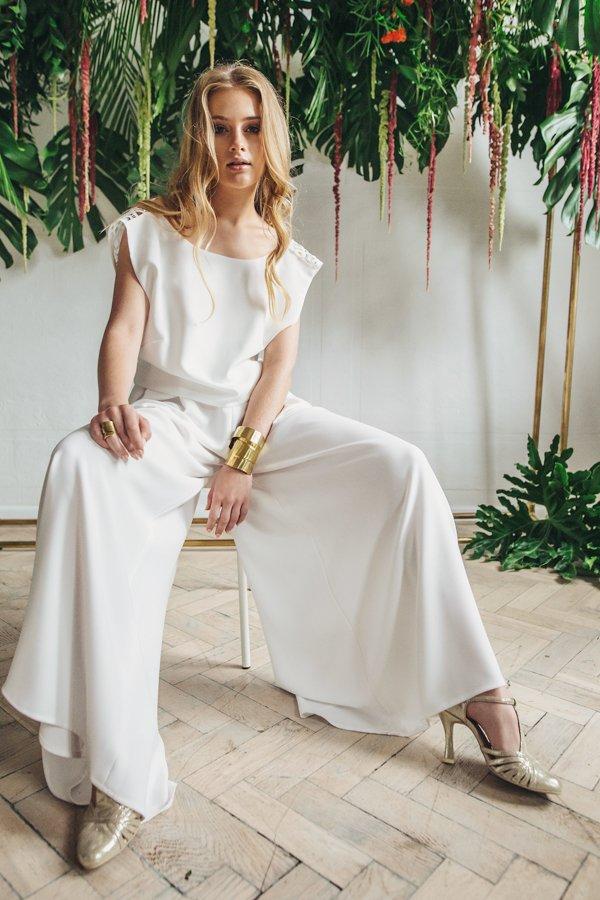 Sukienki ślubne - Boso - Amaka