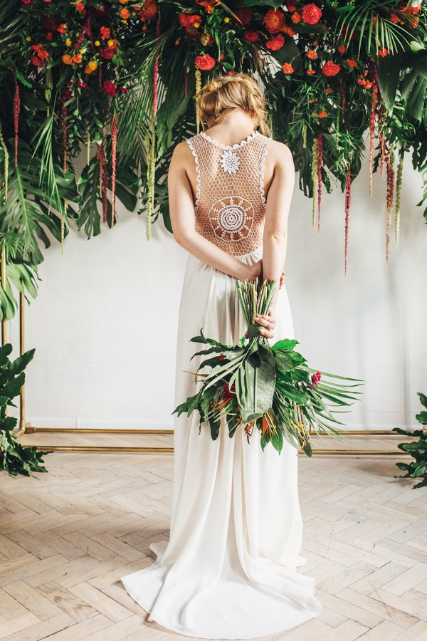 Sukienki ślubne - Boso - Sora