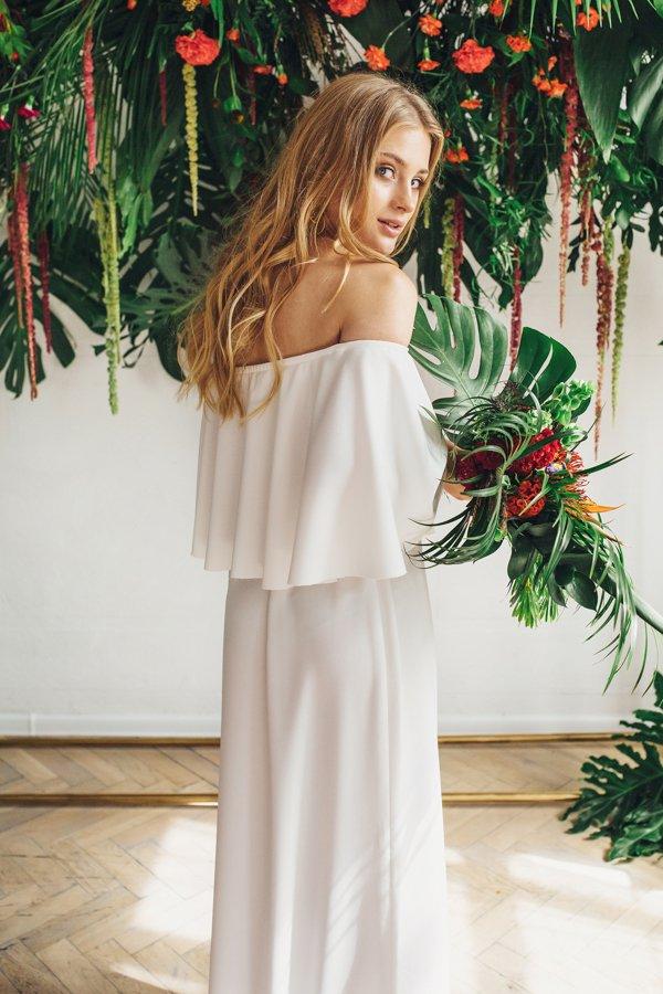 Sukienki ślubne - Boso - Milou