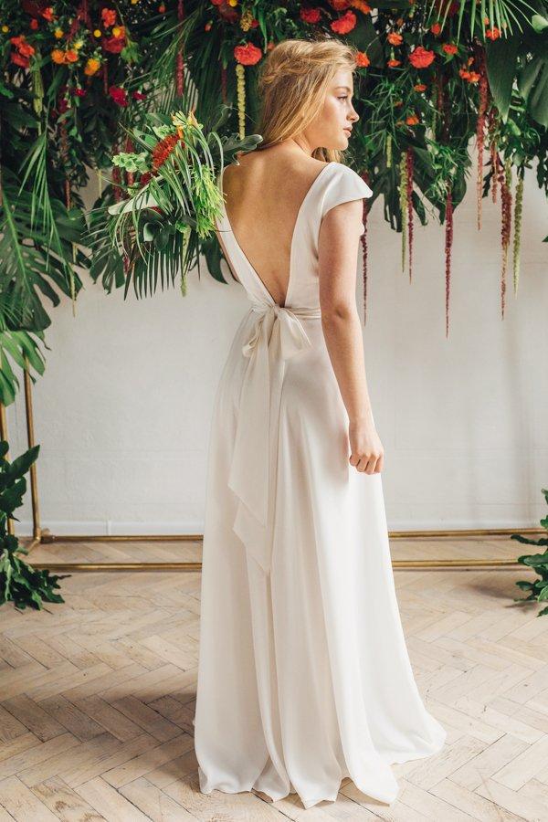 Sukienki ślubne - Boso - Lisa