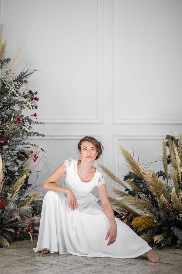 Sukienki ślubne - Boso - Vaiana