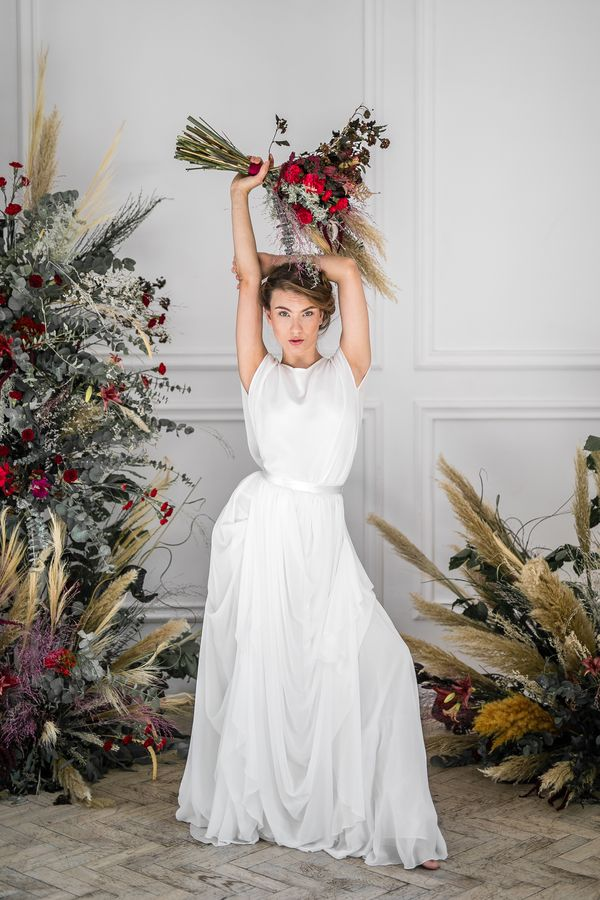 Sukienki ślubne - Boso - Asana