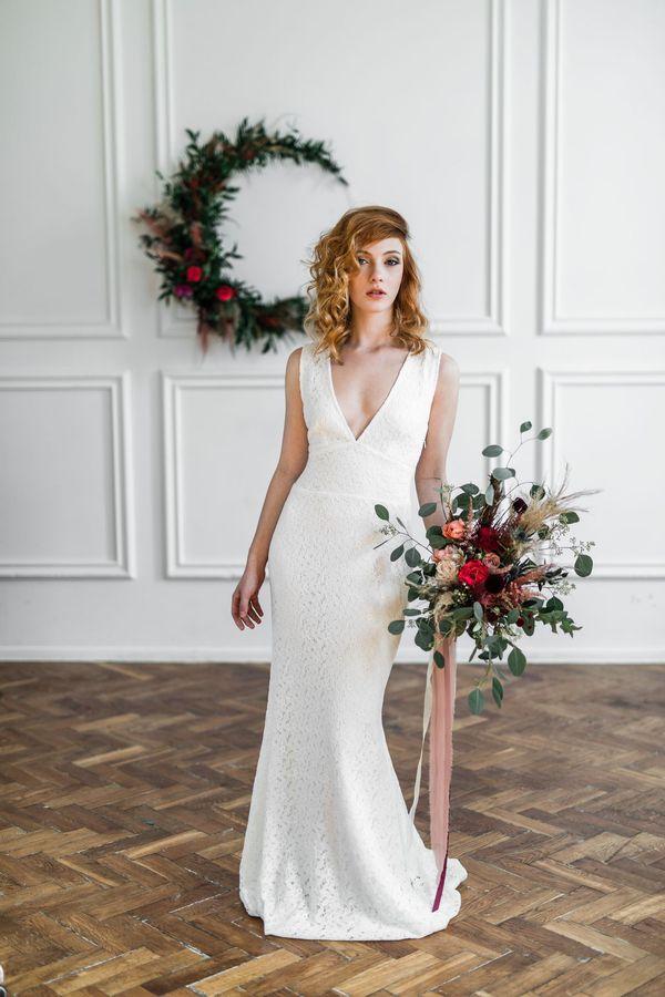 Sukienki ślubne - Boso - Mira
