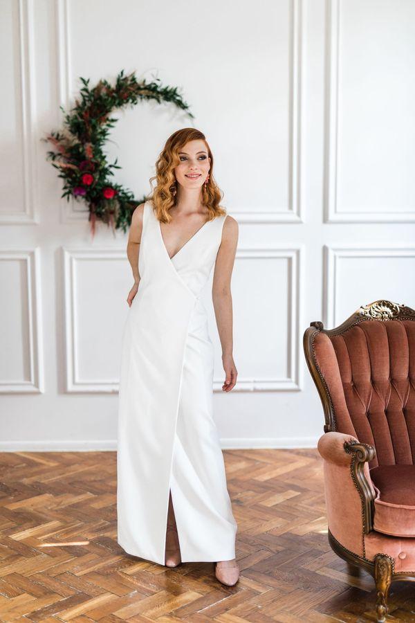 Sukienki ślubne - Boso - Larysa