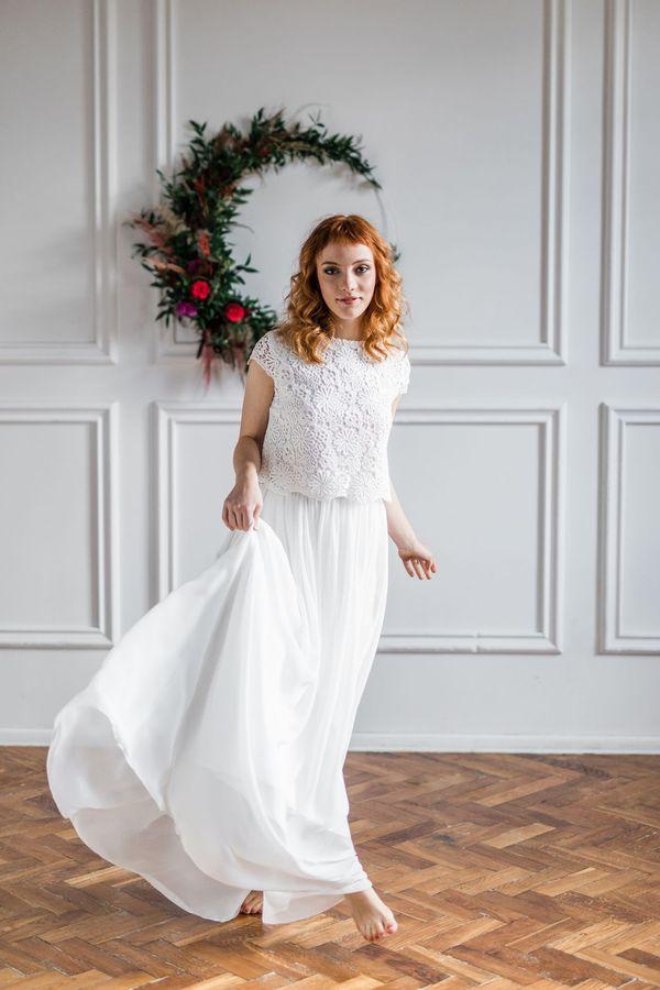 Sukienki ślubne - Boso - Vivienne