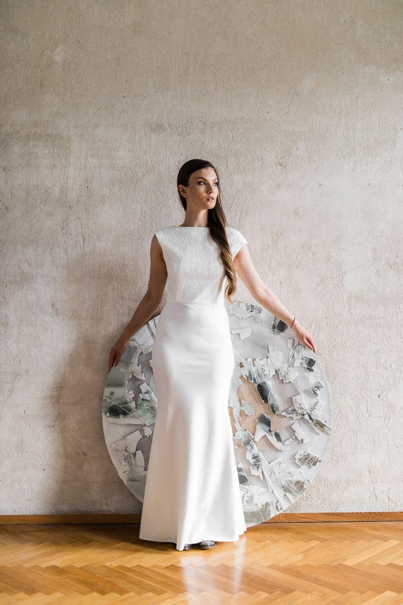 Sukienki ślubne - Boso - Vanesa