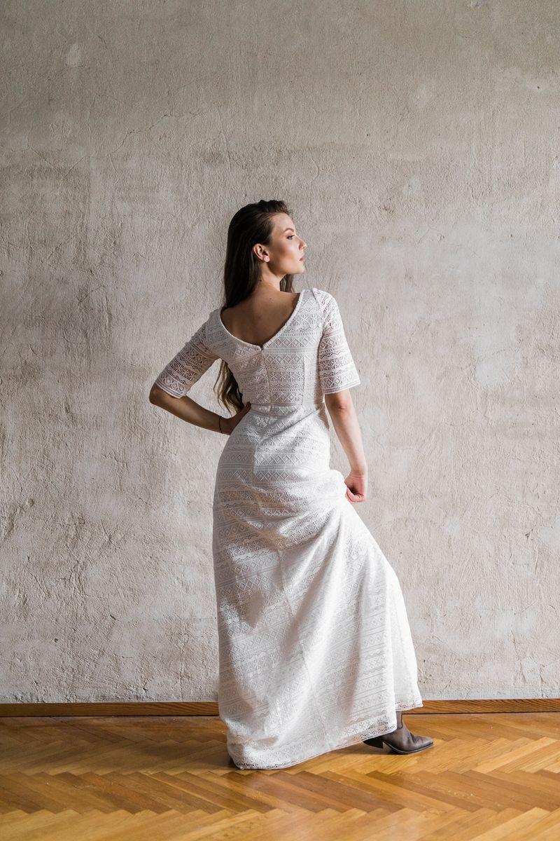 Sukienki ślubne - Boso - Ayka